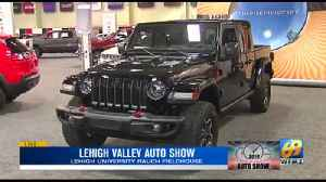 VIDEO: Lehigh Valley Auto Show continues to impress [Video]