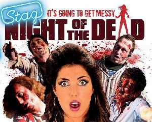 STAG NIGHT OF THE DEAD Movie [Video]