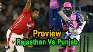 IPL 2019 | Preview | Royals to take on Punjab in Jaipur [Video]