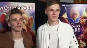 Joe Sugg laughs at rumours that he's engaged to Dianne [Video]