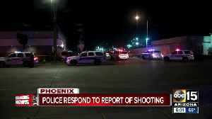 Teen among shooting victims at overnight party in Phoenix [Video]