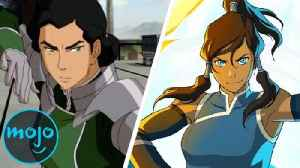 Top 10 Avatar And Legend of Korra Antagonists [Video]