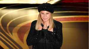 Barbra Streisand Explains Michael Jackson Comment [Video]