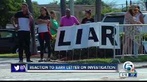 Reaction to Barr letter on investigation [Video]