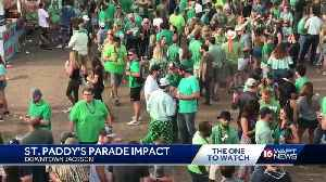 Hal's St.Paddy's parade and festival economic impact [Video]