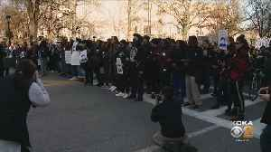Hundreds Gather In Oakland To Protest Michael Rosfeld's Acquittal [Video]