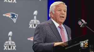 Robert Kraft Apologizes After Being Charged In Fla. Prostitution Bust [Video]