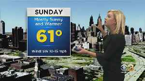 Philadelphia Weather: Sunny And 60's For Sunday [Video]