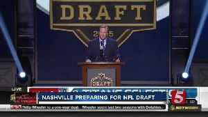 NFL Draft coming to Nashville [Video]