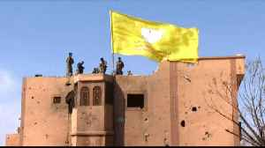 News video: 'Taste of victory' for SDF, but ISIL threat remains