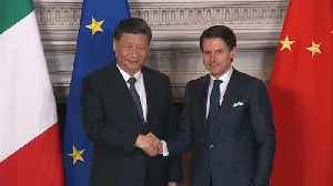 China's Belt and Road plan: Why did Italy sign it and why is Brussels worried? | Euronews Answers [Video]