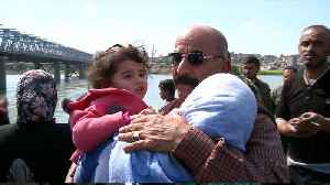 Iraq ferry disaster: Mourning and anger in Mosul [Video]