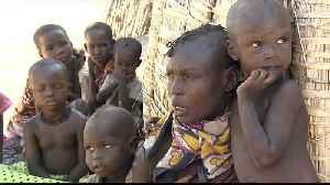 Kenya drought: One million people at risk of starvation [Video]