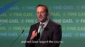 Taoiseach Leo Varadkar says Brexit has taught him about leadership [Video]