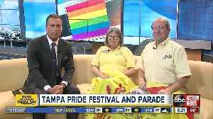 Tampa Pride returns to Ybor City March 30 [Video]
