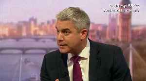 UK at risk of being forced to take part in European parliamentary elections - Barclay [Video]