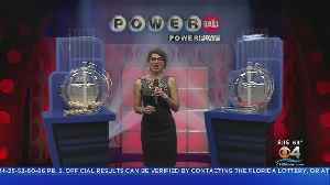 No Winners In Powerball Drawing, Jackpot Jumps To $750M [Video]