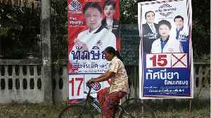 Thailand's pro-military party takes stunning lead as results come in [Video]