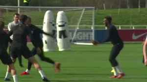 England play rubber chicken again [Video]