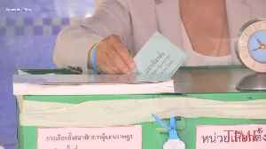 Votes Are Counted for Thailand's Election [Video]