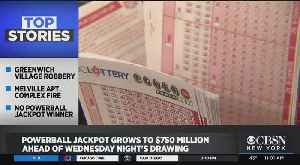 No Big Jackpot, But 2 New Yorkers Land $1 Million Powerball Wins [Video]