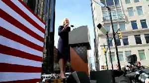 Kirsten Gillibrand officially launches presidential campaign in New York [Video]