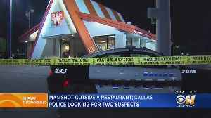 Shooting Outside Dallas Whataburger Leaves Man Seriously Injured [Video]