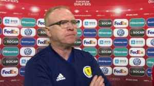 News video: McLeish understands frustration