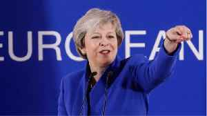 UK Prime Minister May Meets With Rebel Brexiters At Country Residence [Video]