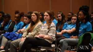 High school students attend Social Justice Teen Summit [Video]