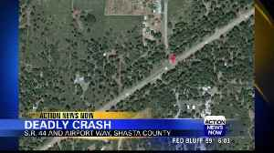 One dead after crash near Airport Way and Hwy 44 [Video]
