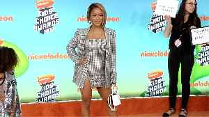 Serayah McNeill 2019 Kids' Choice Awards Orange Carpet [Video]