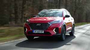 New Hyundai Tucson with N Line treatment Driving Video [Video]