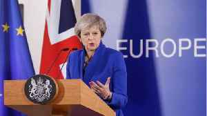 UK PM May Won't Have Vote Unless She Knows She Will Win [Video]