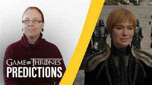 GoT Experts Predict: What will Cersei's next move be? [Video]