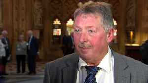 DUP 'angry' that NI is being used as excuse for Brexit delay [Video]