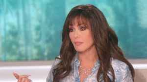 The Talk - Marie Osmond on Michael Jackson; Relates to Alleged Victims 'it's a plague' [Video]