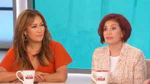 The Talk - Sharon Osbourne on Mel B. Confessing She Slept with Geri Halliwell [Video]