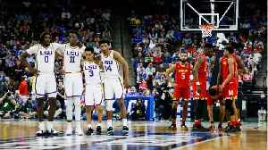 LSU Beats Maryland For Sweet 16 Birth [Video]