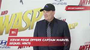 Possible Sequel Hints At The Next Captain Marvel [Video]