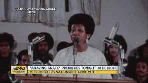 'Amazing Grace' film to premiere in Detroit [Video]