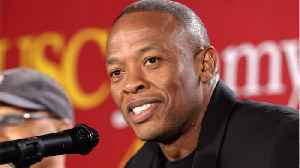 Dr. Dre Brags About Daughter's College Acceptance [Video]