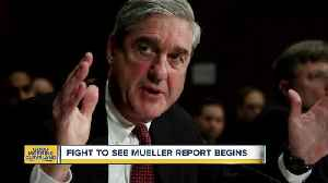 Will the full Mueller Report be released? [Video]
