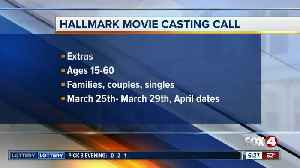 Extras needed for Hallmark movie being filmed in Tampa Bay area [Video]