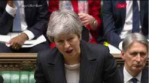 Theresa May's Brexit Deal Might Be Crumbling [Video]