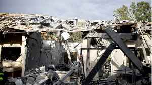 Rockets From Gaza Hit Residential Homes North Of Tel Aviv [Video]