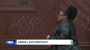 Family, friends gather to mourn cook stabbed to death at Cleveland tavern [Video]