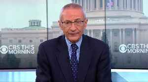 """Podesta says """"important to see the whole report"""" [Video]"""