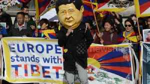 Human rights protests held as President Xi Jinping visits Paris [Video]