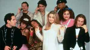 'Clueless' Cast Reunites Nearly 25 Years Later [Video]